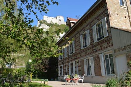 Le Clos du Château - Les Andelys - Huis