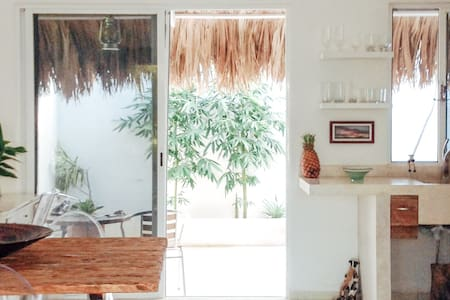 Endearing 1BD Home w/Outdoor Shower - Tulum