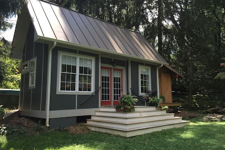 Oxford Cottage: Brand New Tiny Home - Charlottesville - House