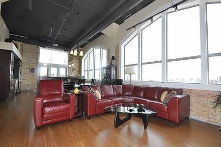 T Eaton Lofts Executive Apartment