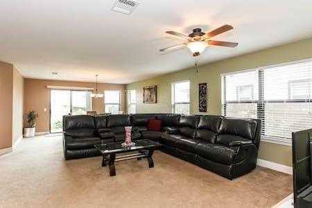 Amazing Cozy House | 5BR - House