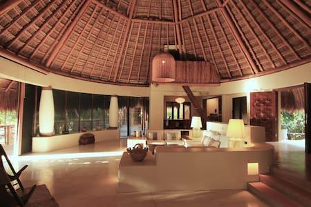 Casa Nalum -Mayan Eco-Luxury Villa - Tulum  - Villa