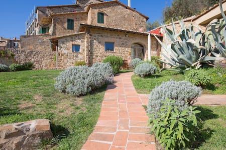 Montalcino - Suite d'Artista #2 - Lejlighed