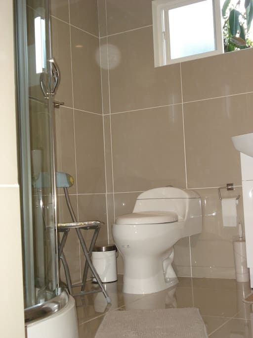 guest room's bathroom
