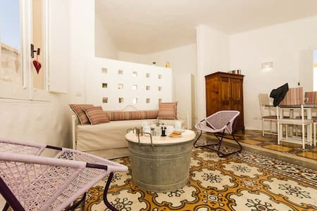 Charming Attic with Terrace - Gallipoli - Apartment