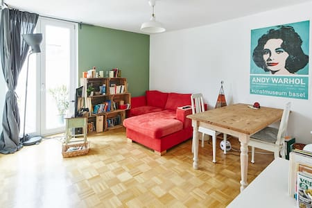 lovlycentralperfect- 3Room flat in the center - Munich