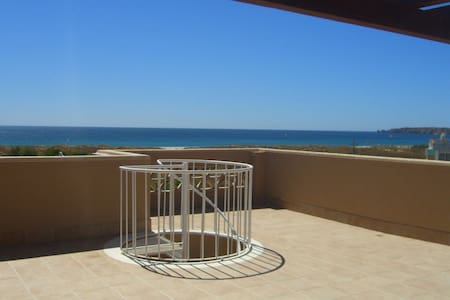 Luxury Penthouse with sea view - Lagos - Huoneisto