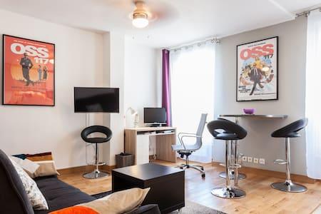 Appartement Cosy 2 pièces - Idéal - Wohnung