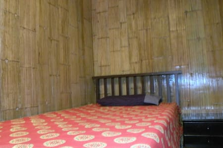 This room is super central located and have nothing but bed, fan, aircon and WiFi. Room size=bed size. If you are looking for something nicer then hostel dormitory - this room is for you. MRT and food-courts are walkable around 900 meters. Price 12USD/night