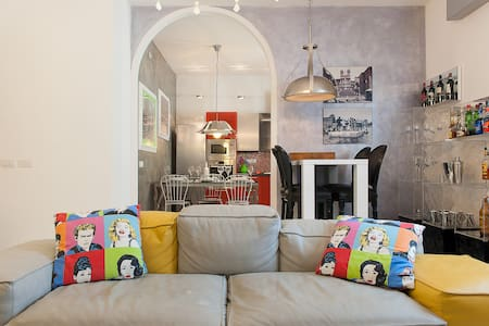 Apartm. in city Centre chez Claude