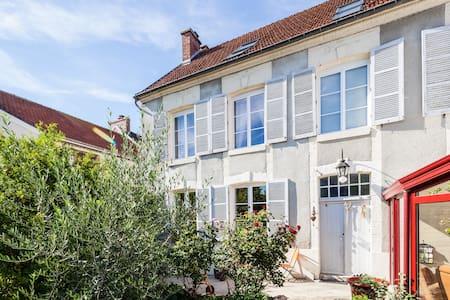 Chambre Zen - Tours-sur-Marne - Dom