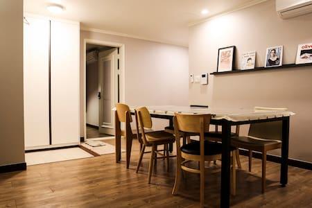 [InteREST]2Br/2Bd/1Bathroom@Bukchon - 서울특별시 - Condominium
