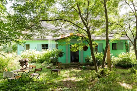 Waldarbeiterhaus 1799 - Alleinlage - Haus