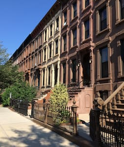 Beautiful Bed-Stuy! Most popular!