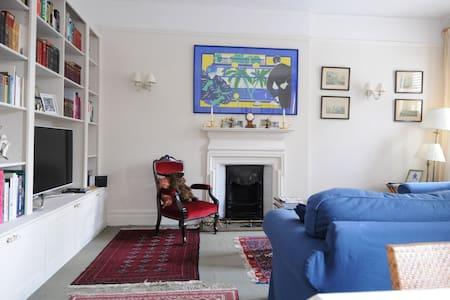 Double room in Fulham mansion flat - Londres