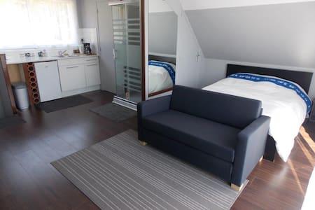 studio avec vue sur la vallée de la Loire - Apartment