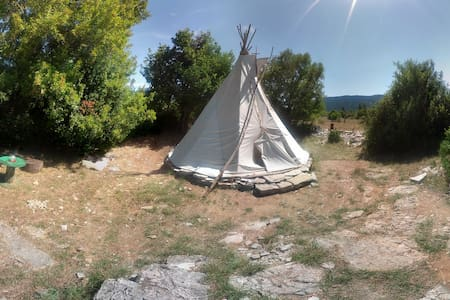 tipi confortable - Tipi