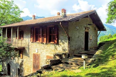 casa di montagna - bracca - Rumah