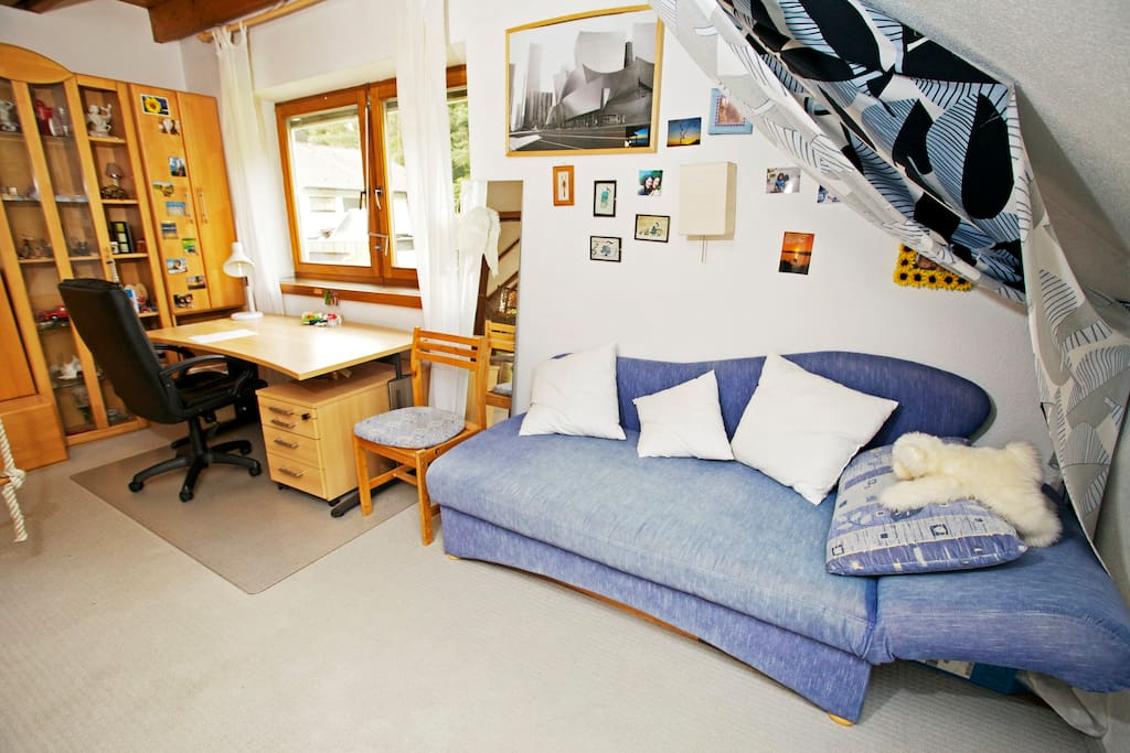 Double room for relaxed fair stay