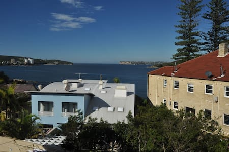 Manly apartment with harbour views