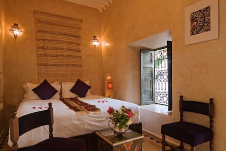 Luxury room in a perfect riad  - Marrakesh