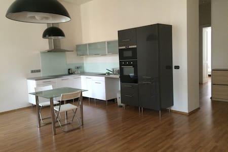 Luxury apartment in Prague centre