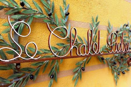 Family Roomn°1 - Chalet Pietri - Bed & Breakfast