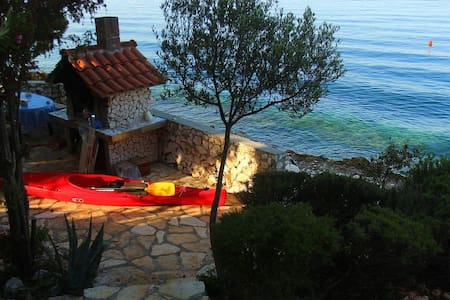 Peace&quiet 10 meters from the sea - Ždrelac - Apartment