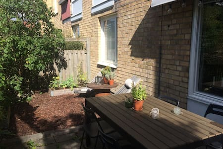 1 Bedroom apartment with Patio - Wohnung