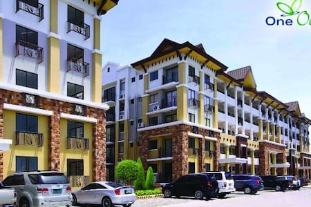 1 BEDROOM CONDO UNIT AT ONE OASIS - Davao City - Condominio