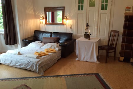 Grosses Zimmer in den Weinbergen - Radebeul - Villa