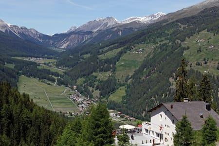 Gasthaus Alpenrose Plattatschas - Other