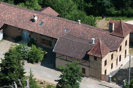 Gite de la Source Sainte  1 - 2 - 3 - Sainte-Christie-d'Armagnac