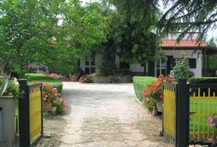 Villa with garden-Units A/B - Pisticci