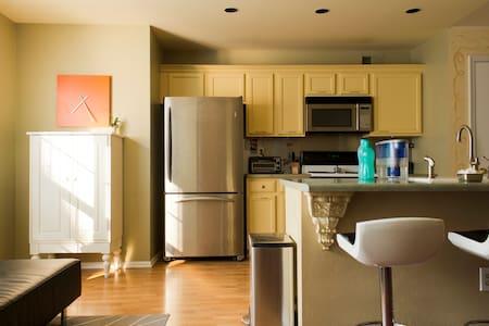Cozy room in a bright house..!!I - Apartament