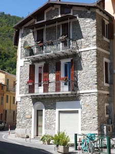 Vacanze a Pigna, relax e natura - Wohnung
