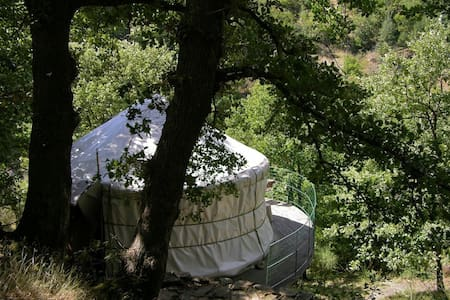 La Voix du Ruisseau (Small Yurt) - Graissessac - Yurt