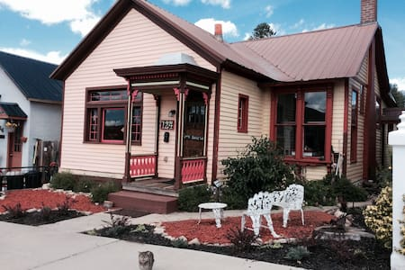 Historic Downtown Leadville Home - 獨棟