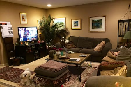 Comfy room/home close to Chicago - Highland Park - Haus
