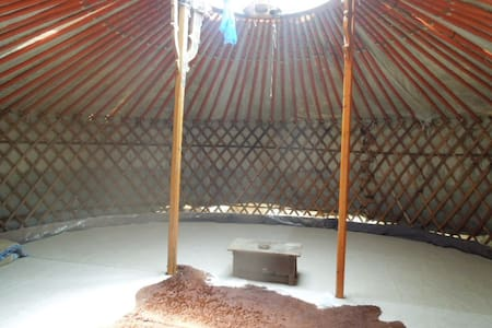 Mongorian Pao Tent House (May-Oct) - House