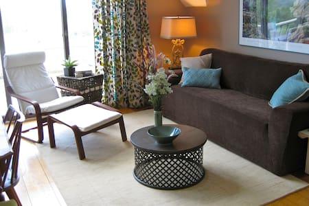 Modern, Light-filled Apartment - Cornouailles - Appartement