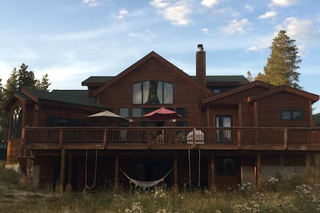 Rocky Mountain Home on 1 acre