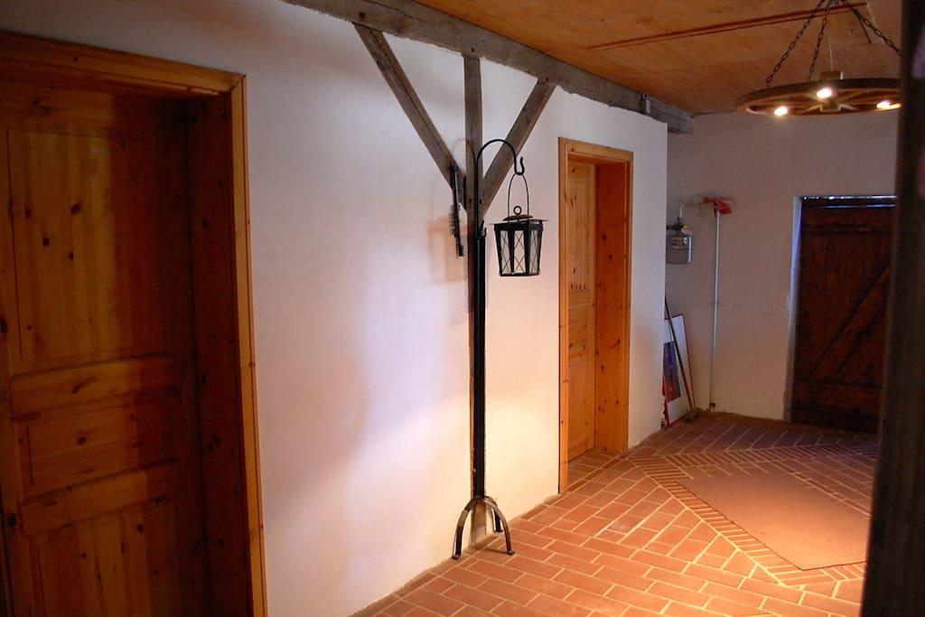 Heller raum im idyllischen resthof h user zur miete in for Heller raum