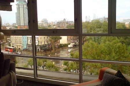 Amazing views of London (Zone 1)