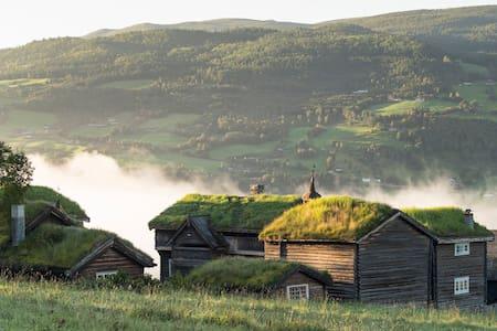 Fairytale Farm-hotel in Jotunheimen - Aamiaismajoitus