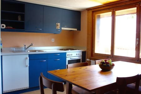 Holiday appartment in Braunwald - Appartement