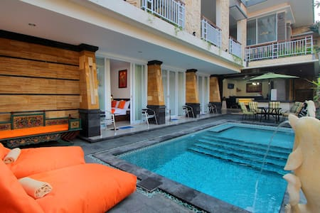 New room with breakfasts/Seminyak - Bed & Breakfast