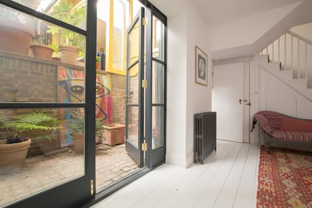 Design flat in heart of Dalston