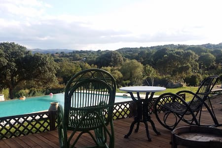 B&b with pool. Sea and countryside - Bed & Breakfast