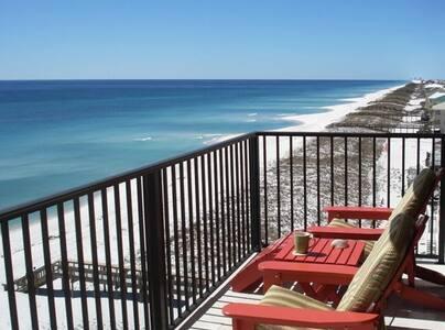 Direct Gulf Front Escape - Navarre Beach